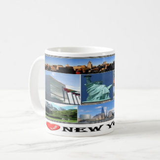 US USA - New York - Kaffeetasse