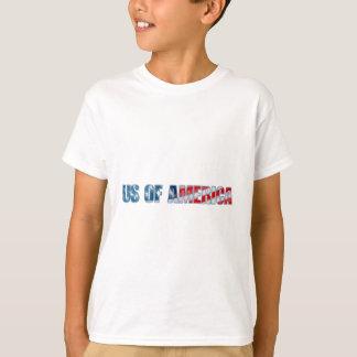 US von Amerika T-Shirt