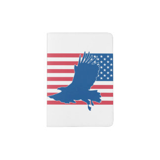 USA-Adler Passhülle
