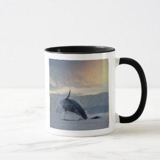 USA, Alaska, Angoon, Buckel-WalMegaptera Tasse