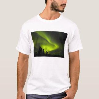 USA, Alaska, Chena heiße Quellen. Aurora Borealis T-Shirt