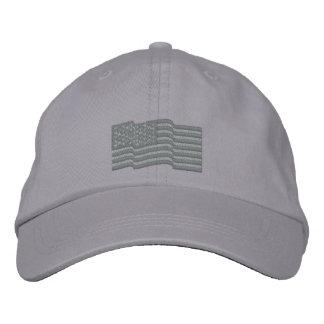 USA-amerikanische Flagge spielt 'gestickte Kappe n Bestickte Caps