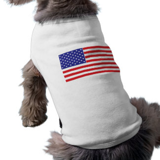 USA-amerikanische Flagge T-Shirt