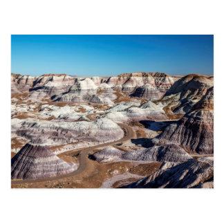 USA, Arizona, Wald-Nationalpark Postkarte