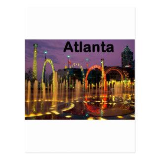 USA Atlanta (St.K) Postkarte
