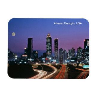 USA-Bild für Foto-Magneten Magnet