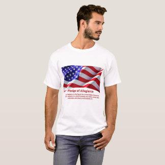 USA-Bürgschaft des T-Shirts des