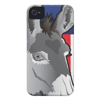 USA-Esel, Demokrat-Stolz iPhone 4 Hülle