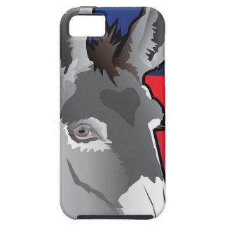 USA-Esel, Demokrat-Stolz iPhone 5 Etui