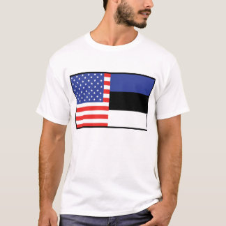 USA/Estonia T-Shirt