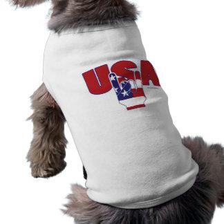 USA-Felsen! Amerikanischer Unabhängigkeitstag Top