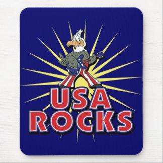 USA-Felsen Eagle Mousepad