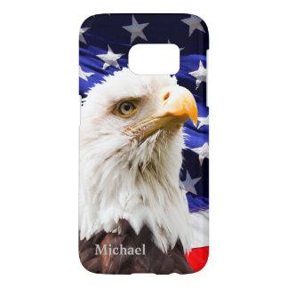 USA-Flagge Eagle