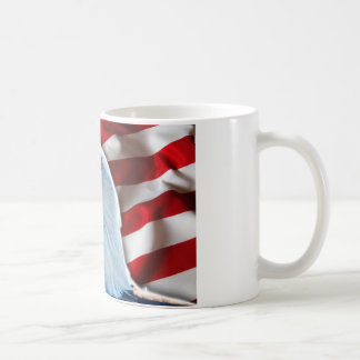 USA-FLAGGE EAGLE TASSE