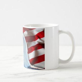 USA-FLAGGE EAGLE TASSE