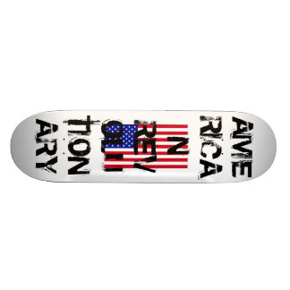 USA-Flagge-Großer, AMERIKANISCHER REVOLUTIONÄR Individuelles Deck
