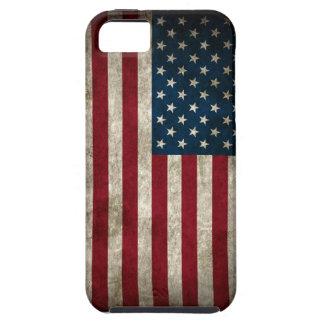 USA Flagge iPhone 5 Schutzhülle
