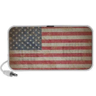 USA-Flagge iPhone Lautsprecher