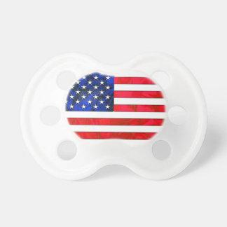 USA-FLAGGE Schnuller