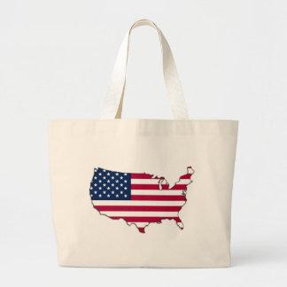 USA-Flagge - Tasche