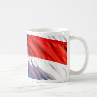 USA-Flagge Teehaferl