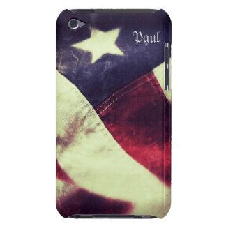 USA-Flaggen für Verkaufsipod-Touchfall iPod Touch Hülle