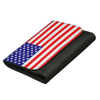 USA-Flaggen-Geldbörse