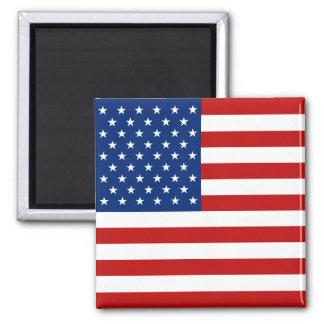 USA-Flaggen-Magnet Kühlschrankmagnet