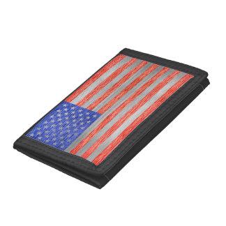 USA-FLAGGEN-METALL 1