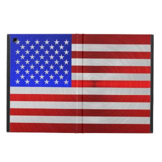USA-FLAGGEN-METALL 2