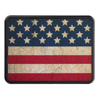USA-Flaggen-US Flagge-Anhängerkupplungs-Abdeckung Abschlepphaken Verkleidung