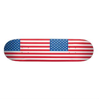 USA-Flaggen-US Flagge Personalisiertes Skatedeck