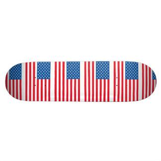 USA-Flaggen-US Flagge Skateboardbretter