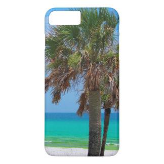 USA, Florida. Palmen auf Smaragdküste iPhone 8 Plus/7 Plus Hülle