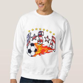 USA-Fußball 2010 Sweatshirt