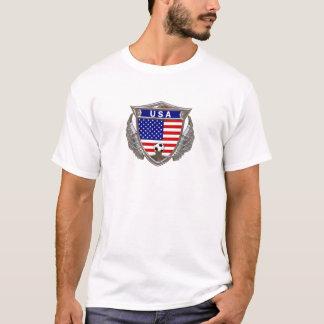 USA-Fußball-Shirt T-Shirt