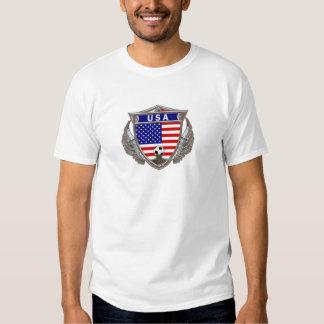 USA-Fußball-Shirt T-Shirts