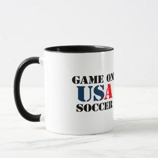 USA-Fußball Tasse