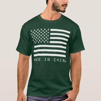 USA gemacht in der China T-Shirt