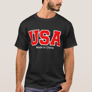 USA - Gemacht in der China T-Shirt