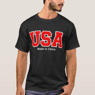 USA - Gemacht in der China T-Shirt