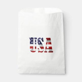 USA GESCHENKTÜTCHEN