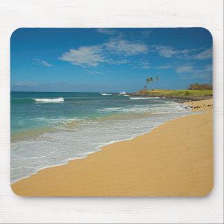 USA, Hawaii, Molokai-Insel, drei Meilen-Strand Mauspad