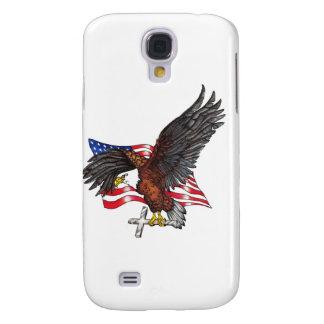USA im Gott vertrauen wir Eagle Galaxy S4 Hülle