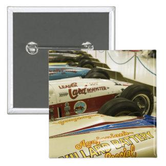 USA, Indiana, Indianapolis: Indianapolis-Motor 3 Anstecknadelbuttons