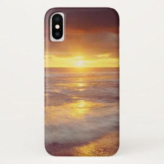 USA, Kalifornien, San Diego. iPhone X Hülle