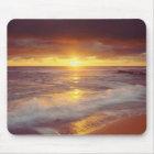 USA, Kalifornien, San Diego. Sonnenuntergang-Klipp Mousepad