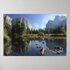 USA, Kalifornien, Yosemite Nationalpark, 3 Poster