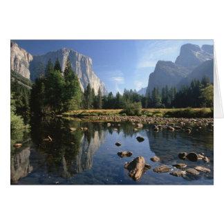 USA, Kalifornien, Yosemite Nationalpark, 5 Karte
