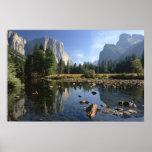 USA, Kalifornien, Yosemite Nationalpark, 5 Posterdrucke
